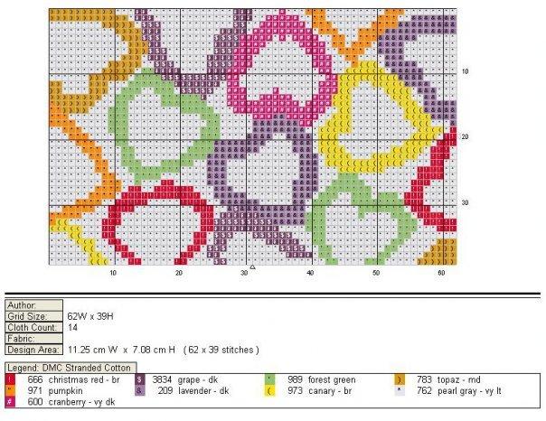 Схемы бисерных сумочек вязаных