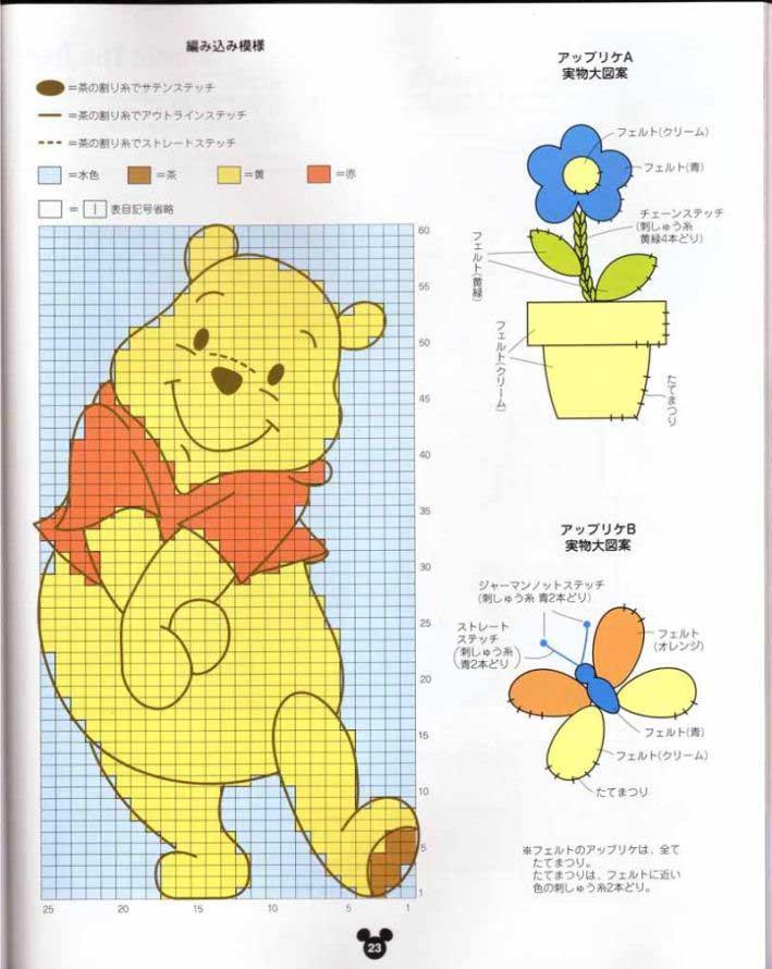 Рисунки для вязания с картинками