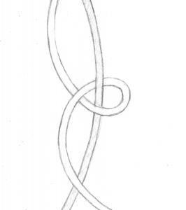 Первая часть правого узла