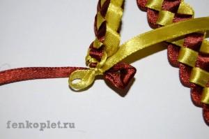 Завязки для фенечки из ленточек