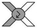 Изображение узла фриволите влево на схемах