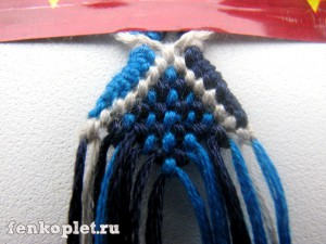 Уроки плетения фенечек