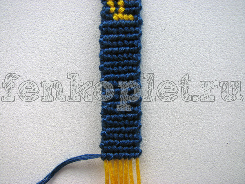 Плетение схем с именами