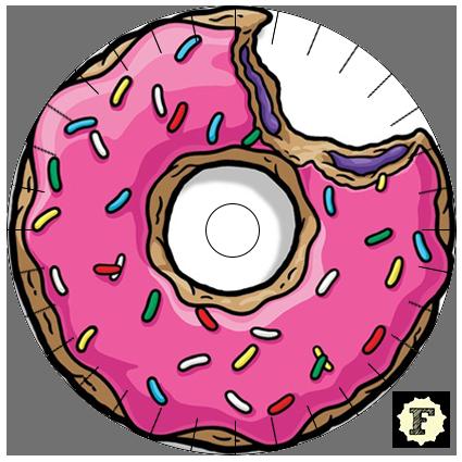кумихимо Пончик Donut 16