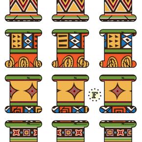 Бобины орнамент 4