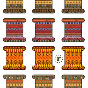 Бобины орнамент 3