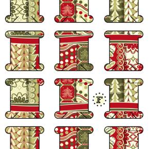 Рождественские бобины