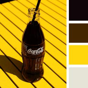 Палитра Кока-Кола