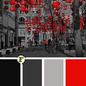 Палитра Китайский квартал