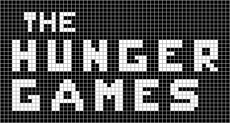 схема hunger games