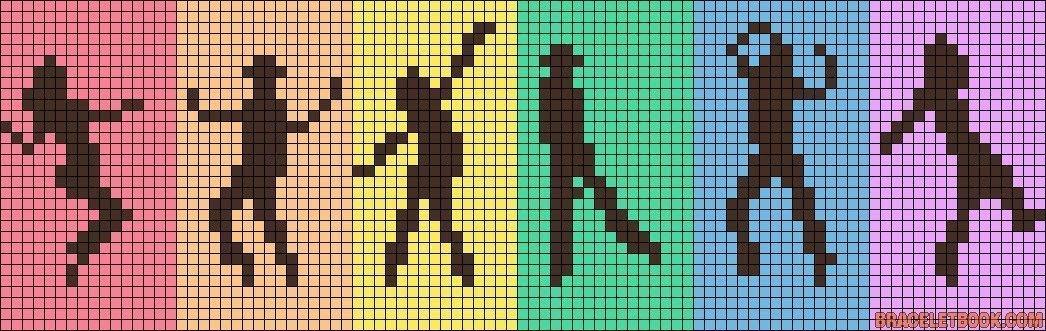 Схема танцы